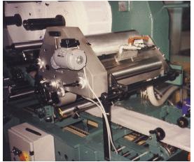 Glue unit type HMS